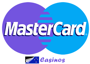 mastercard casinos nz