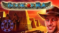 Book of Ra online slot game features