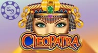 Cleopatra slot machine at online casino