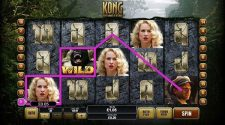 king kong pokie