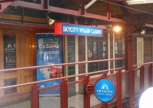 skycity wharf