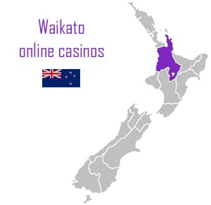 waikato online casinos nz