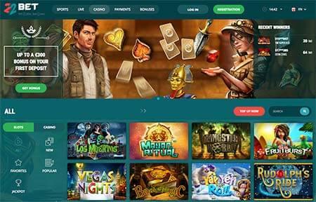22bet casino nz review